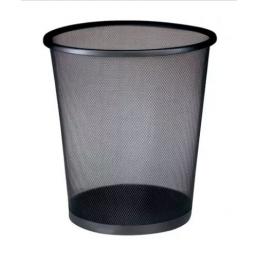 Cesto De Lixo (Lixeira) Aço 16L- Mod. Escritório