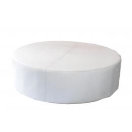 Puff Redondo Gig. D: 1,50M Branco