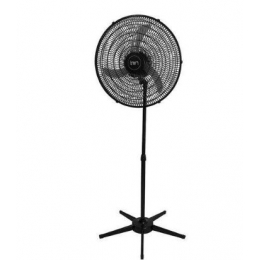 Ventilador D:0,60Cm C/ Pedestal Bivolt Preto- Tron