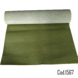 Passadeira Verde Resinada 10X1M