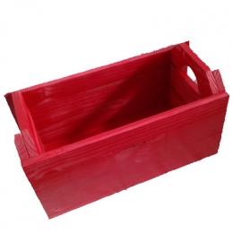 Caixote Feira G. Vermelho 30x58x28Cm (LxCxH)