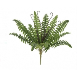 Samambaia Artificial (Rama Individual) 49cm