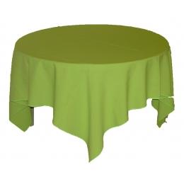 (Sobre) Toalha 1,50X1,50M Verde Maçã