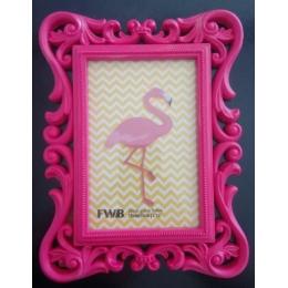 Porta Retrato Pink 10X15Cm