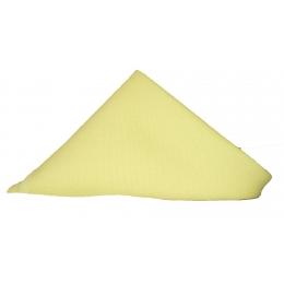 Guardanapo 0,35X0,35M Amarelo Claro Oxford