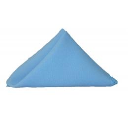 Guardanapo 0,35X0,35M Azul (Celeste) Glace Oxford