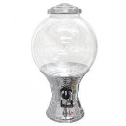 Suqueira/Refresqueira Esfer 7L- Vidro Base Alumínio