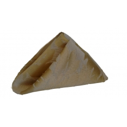 Guardanapo 0,40X0,40M Brocado Dourado Jacquard