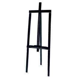 Porta (Quadro) Lousa Negra Tripé Preto