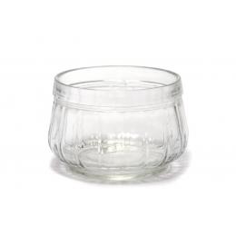 Taça (Tigela) Sobremesa Vidro Sem Pé 240Ml Brasileira.- 191-3