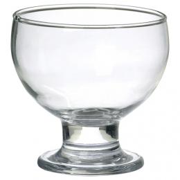 Taça (Tigela) Sobremesa Vidro Com Pé 410Ml Paulista- 7204