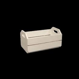 Caixote Mini Branco 10X16 Cm