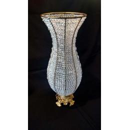 Ânfora (Vaso) Pedras Acrílicas H:0,60M