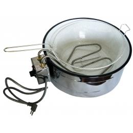 Fritadeira Indust. Tacho 7L Elétrica- 220V