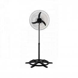 Ventilador D:0,60Cm C/ Pedestal Bivolt Preto- Martau