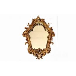 Espelho Decor Veneziano 50X36Cm Dourado