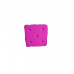 Futon 0,45X0,45M Pink- Oxford