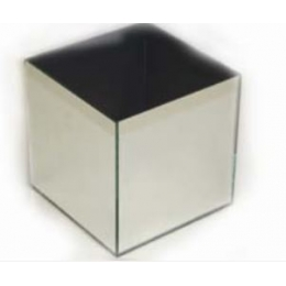 Caixa (Cubo) De Espelho 15X15X15Cm