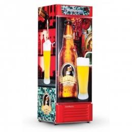 Visa Cooler (**Cervejeira**) 410L Vertical 220V (Alp190X60X70)