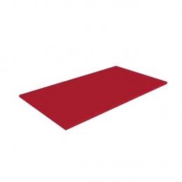 Tábua De Polipropileno 30X40M Vermelha