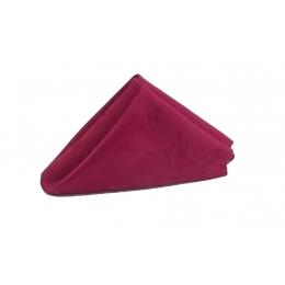 Guardanapo 0,35X0,35M Brocado Rosa Pink Jacquard