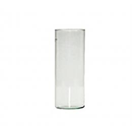 Tubo Vidro Pequeno D:6cm H:17cm