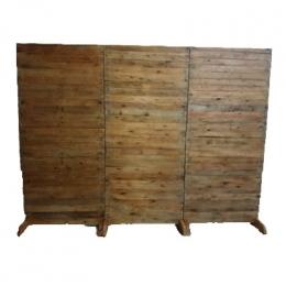 Módulo Painel (Muro) de Pallet 1,00x2,20m (LxA)