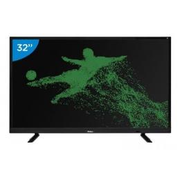 TV 32` Philco (ou compatível) C/ Controle Remoto