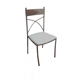 Kit Cadeira de Ferro