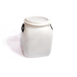 Container Plástico Com Lacre 20L