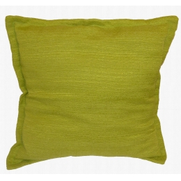 Capa Almofada 0,45X0,45M Soft Verde Maçã