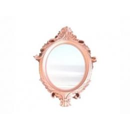 Espelho Decor Veneziano 45X32,5Cm Rose Gold