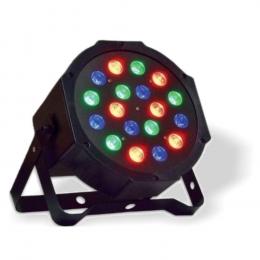 Canhão Refletor Par 64 RGB 36 LEDs